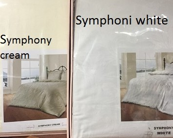 symphoni white cream